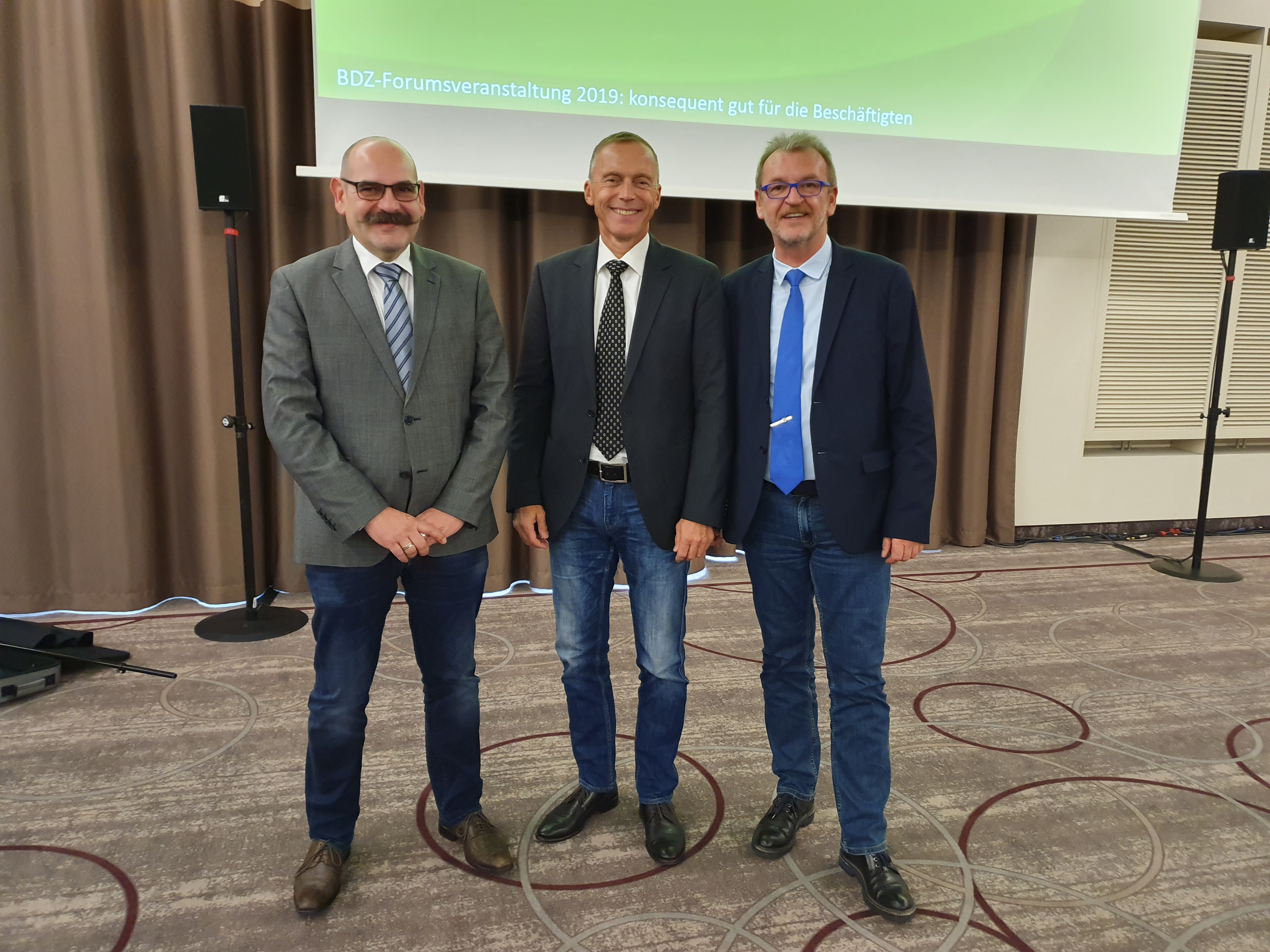 BDZ-Forumsveranstaltung 2019