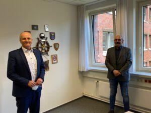 Read more about the article Informationsaustausch mit der Leitung des Hauptzollamt Kiel